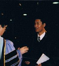 マサチューセッツ州立大学の卒業式