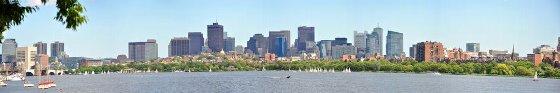 bostonの風景