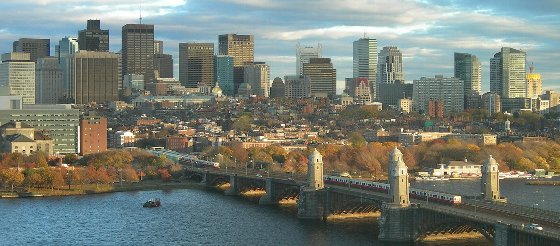 ボストンの風景