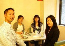 ボストン留学サポートのお客様達と代表・小松志行!