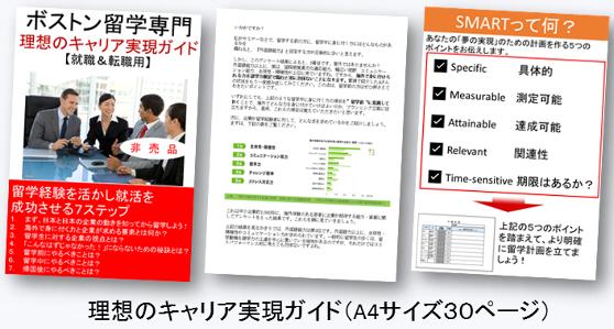 キャリア実現ガイド+留学計画シート