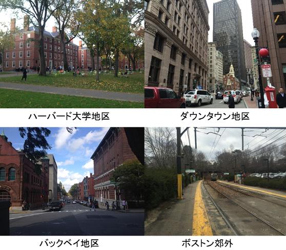 アメリカのコミュニティカレッジ(コミカレ)や大学の様々なロケーション