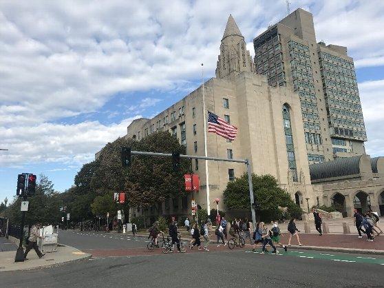 ボストン大学の校舎