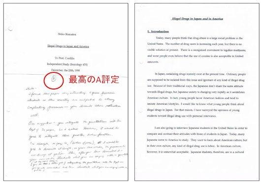 my essay
