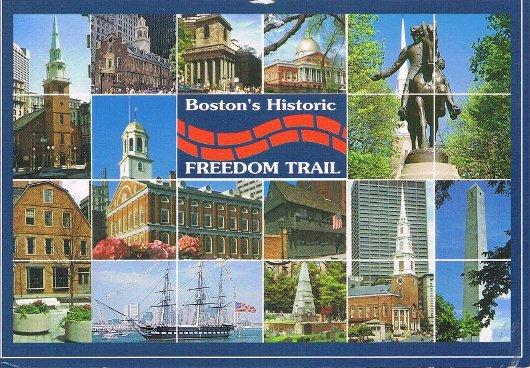 ボストン留学されたお客様からの手紙、その1