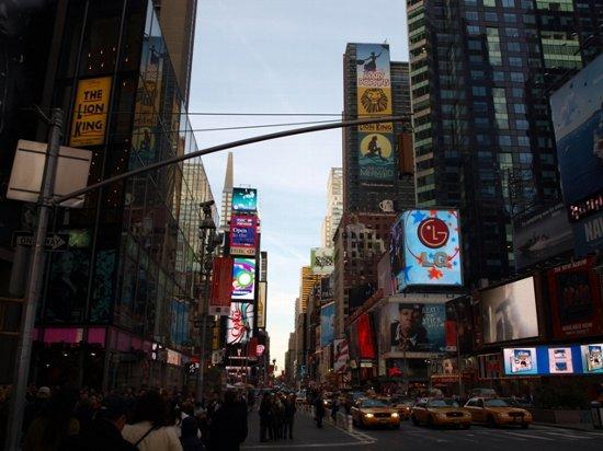 留学の魅力15:ニューヨーク旅行