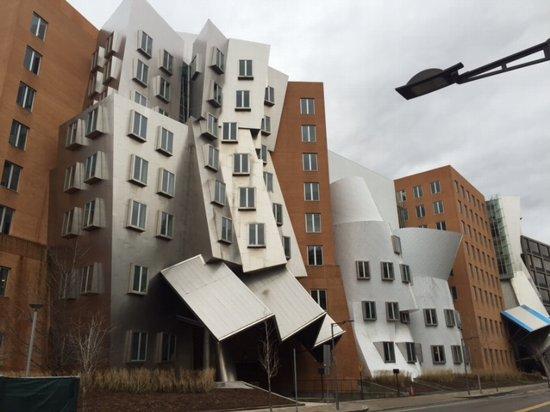 アメリカ社会人留学の思い出:マサチューセッツ工科大学訪問