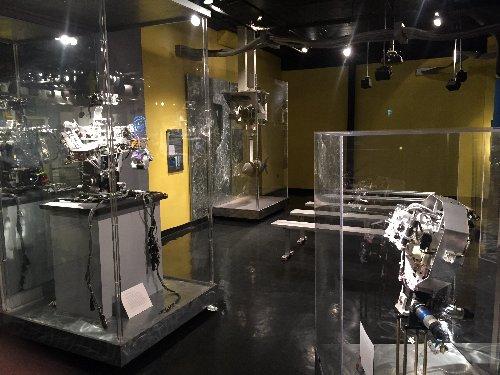 ボストンの観光名所のMIT博物館
