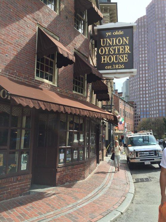 ボストンのレストランの紹介