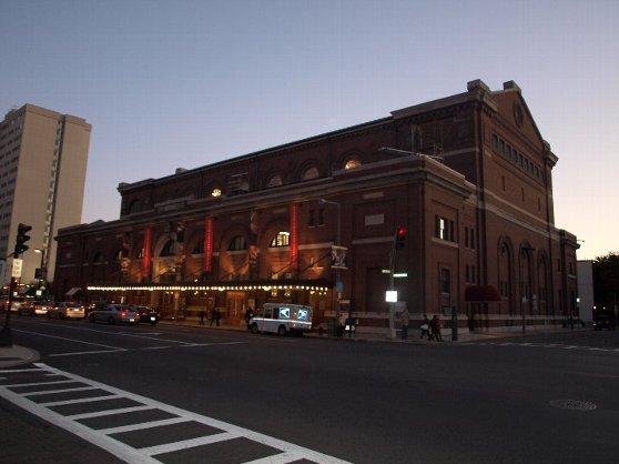 ボストン交響楽団の雰囲気