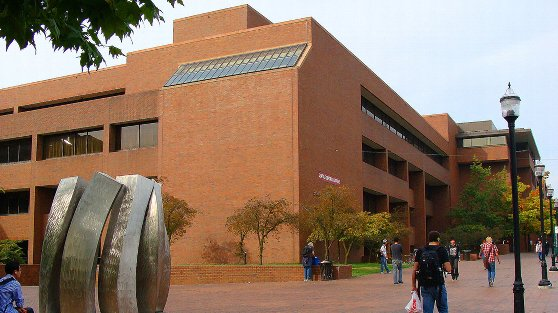 シアトルセントラルカレッジの外観