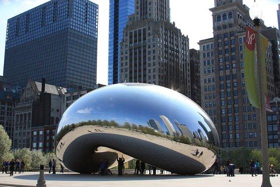 シカゴのアート