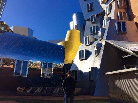 マサチューセッツ工科大学の建物