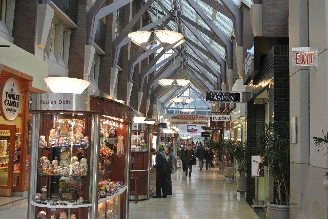 ボストン土産スポット:コープリープレイス
