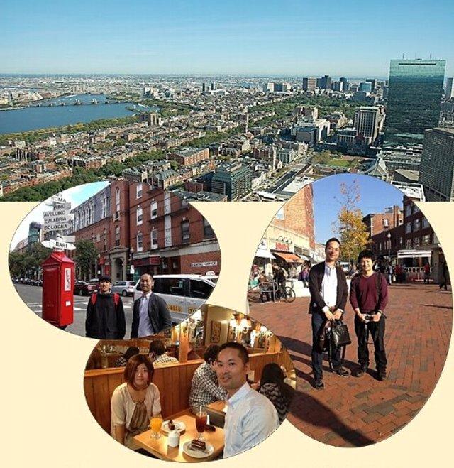 ボストン留学サポートのサービス